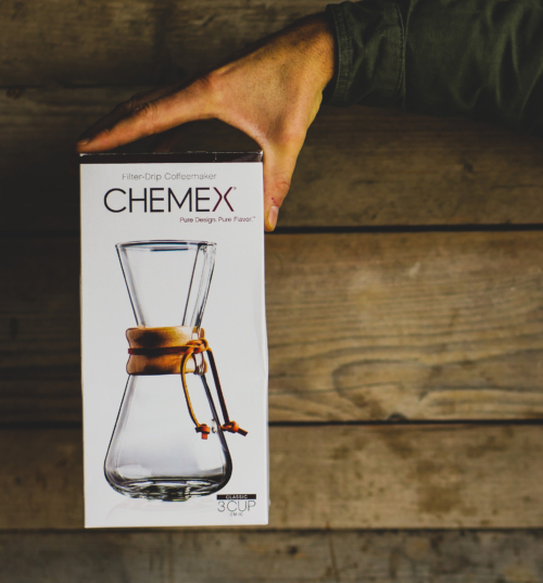 chemex coffee maker 3 cup