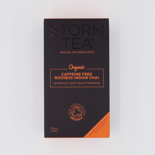 Storm Tea Caffeine free Rooibos Indian Chai
