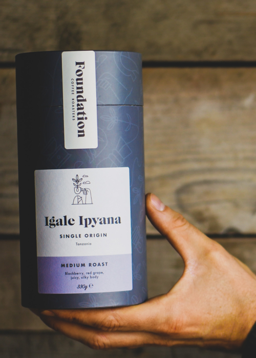 Igale Ipyana - single origin - light roast coffee