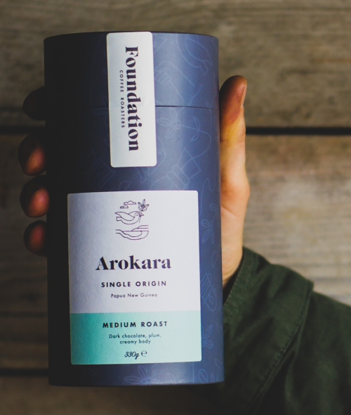 Arokara - single origin - light roast coffee